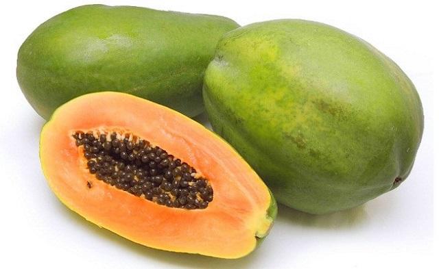 Trái cây mát trị mụn