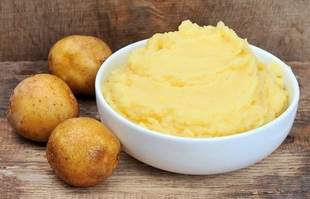 Mặt nạ trị mụn từ khoai tây