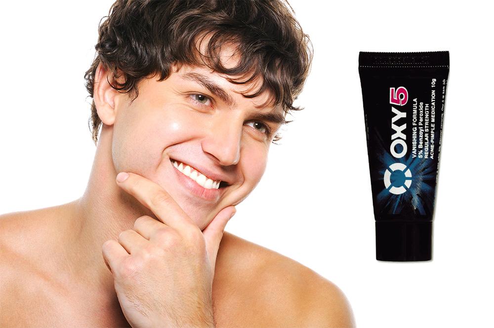Kem trị mụn OXY 5 - OXY5