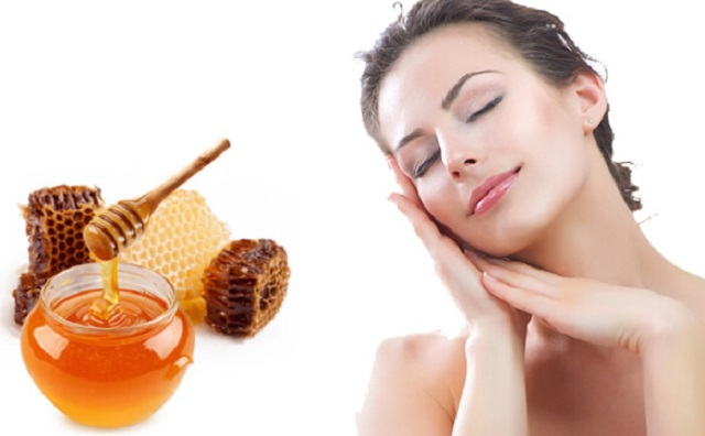 Chăm sóc da mặt bằng mật ong