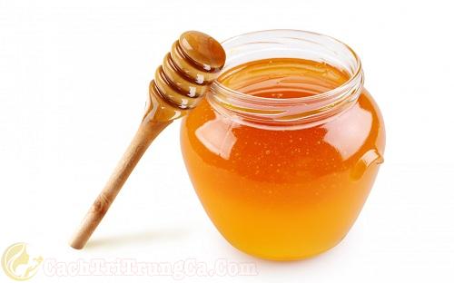 Trị mụn bọc bằng mật ong nguyên chất