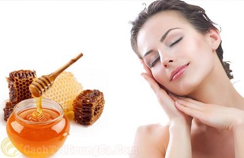 Mật ong giúp bảo vệ da khỏi tổn thương