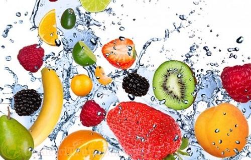 Bổ sung thực phẩm trị thâm mụn hàng ngày