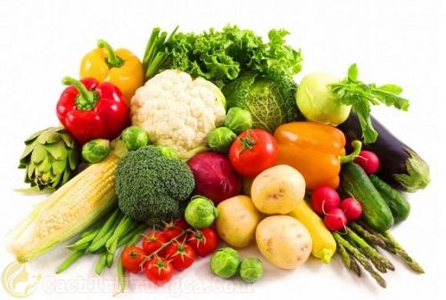 Sau khi nặn mụn nên bổ sung đầy đủ chất dinh dưỡng