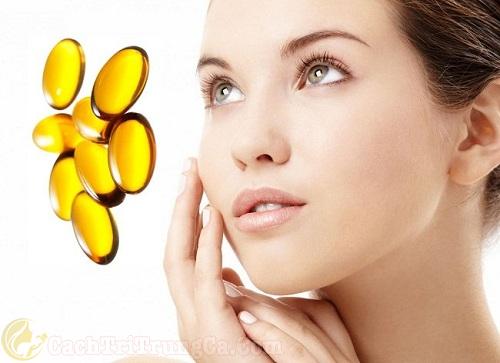 Bôi vitamin E lên mặt hằng ngày có tốt không?
