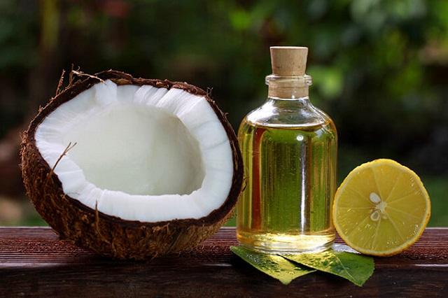 Trị mụn bằng dầu dừa như thế nào?