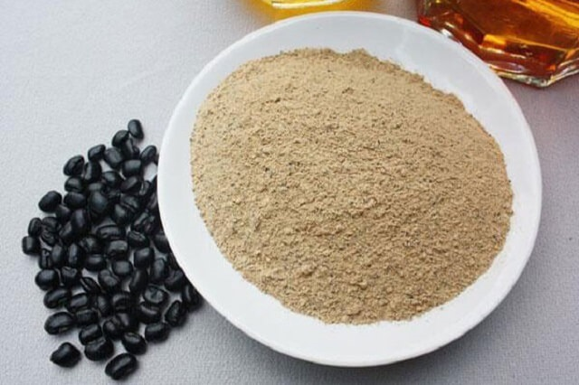 Cách chữa mụn mủ bằng đậu đen