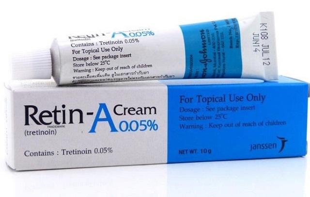 Thuốc trị mụn ẩn dưới da