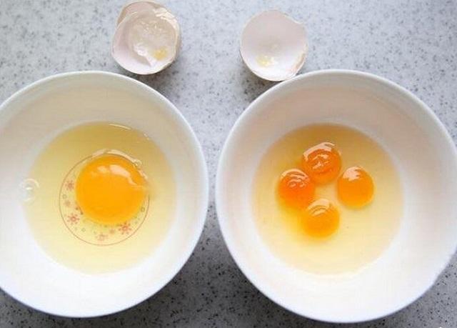Cách trị mụn đầu trắng bằng trứng gà