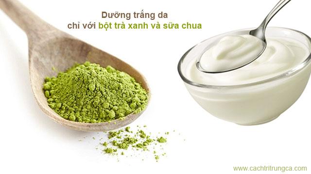 bột trà xanh nhật bản nguyên chất