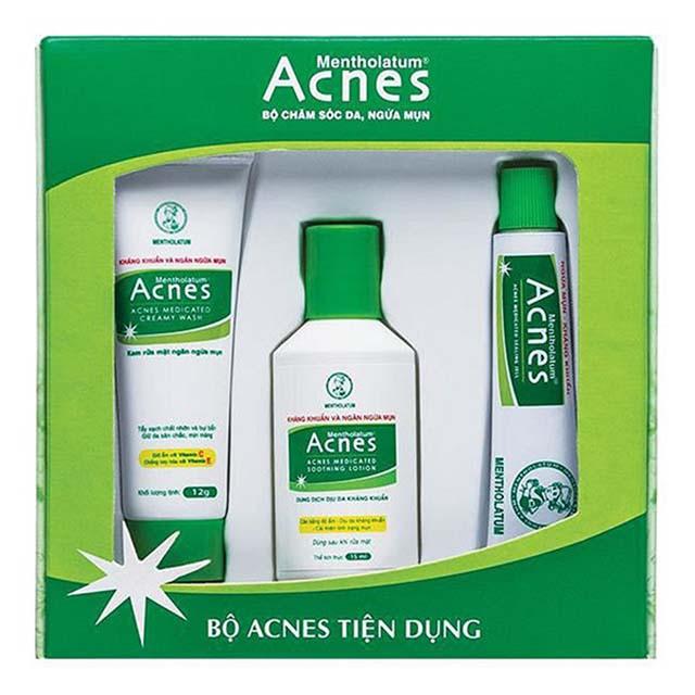 kem trị mụn acnes 3s - kem trị mụn acnes 3s