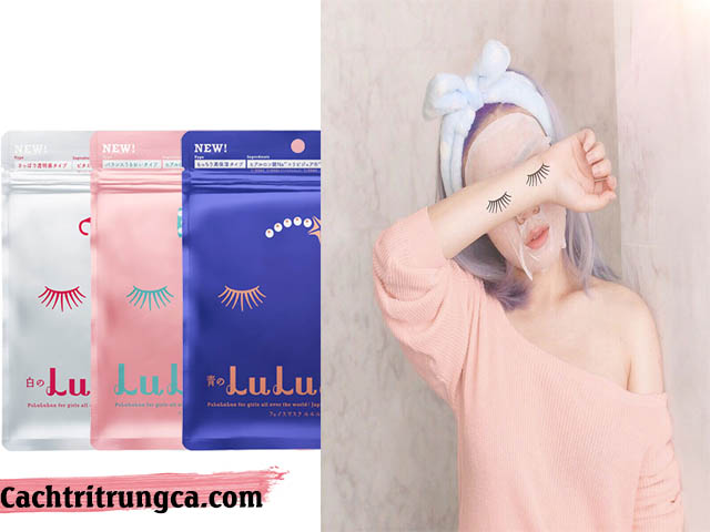 Mặt nạ dưỡng da từ Lululun