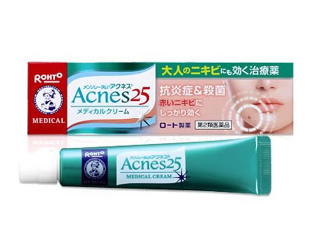 kem trị mụn acnes 25