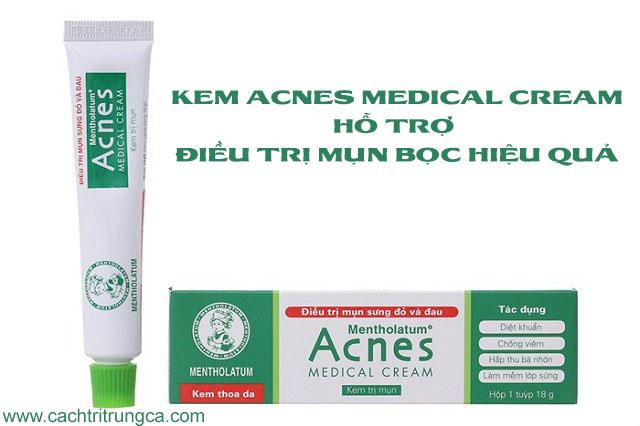 acnes medical cream