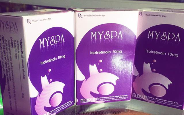 Thuốc myspa chia sẻ người dùng - có nên uống thuốc myspa