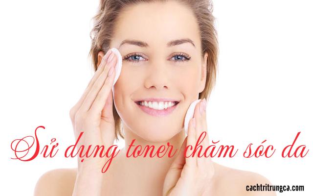 5 bước chăm sóc da nhờn mụn