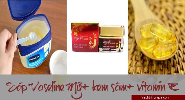 cách làm kem trộn body tại nhà - nguyên liệu làm kem trộn trắng da toàn thân